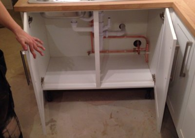Cabinet - Youngs Plumbing Services