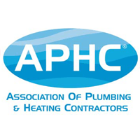 association of plumbing and heating contractors logo